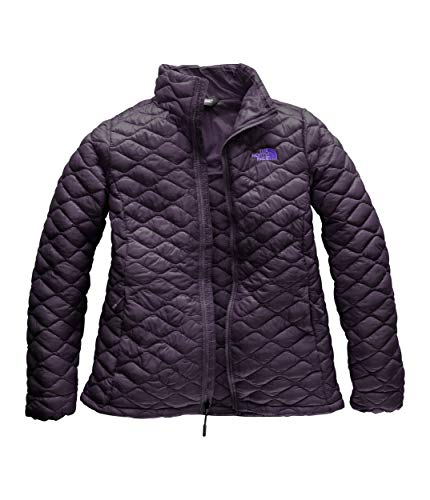 The North Face Women Thermoball Full Zip - Galaxy Purple Matte - M