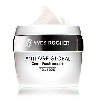 Amazoncom Yves Rocher Anti Age Global Crema Fondamentale Giorno