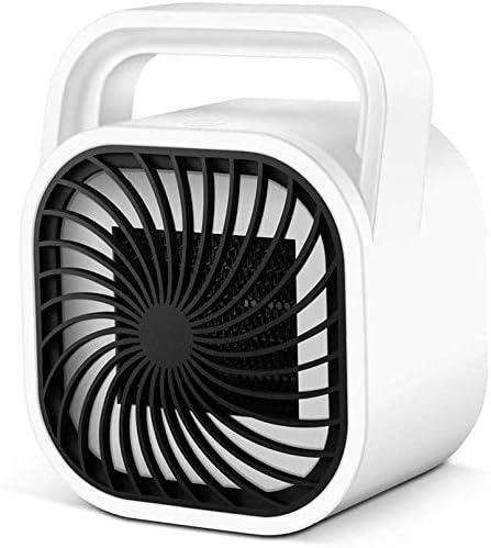 XIAODONGDONG Friki de Calor del Calentador de Espacio Personal con ...