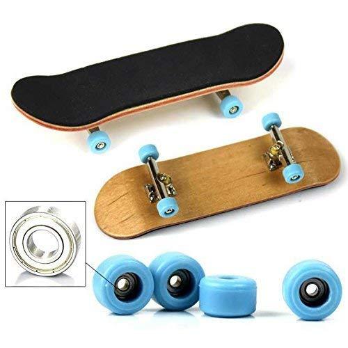 DORUS Professional Mini Complete Wooden Fingerboards/ Finger Skateboard -1 Pack