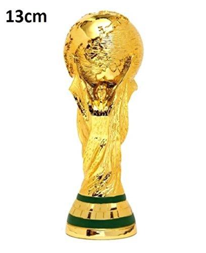 (ZH 2018 FIFA World Cup Trophy Model Soccer Championship Trophy Fans Souvenir (5))