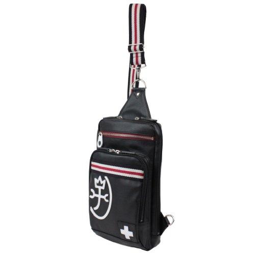 CASTELBAJAC PENSEE Shoulder bag 059913 black by JCC