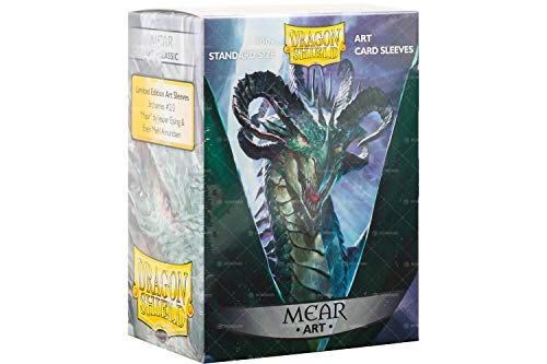 Sleeves: Dragon Shield Limited Edition Art Sleeves: -