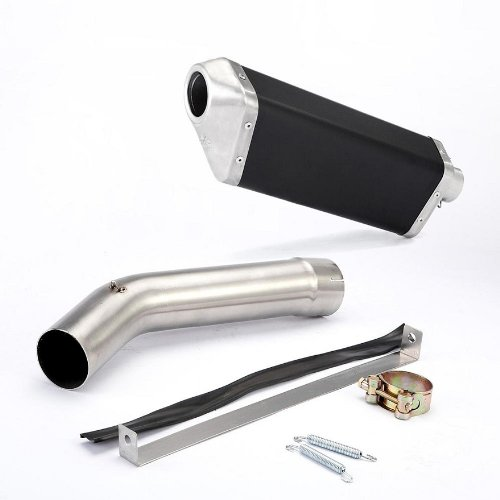 2000 Yamaha R1 Exhaust - 4