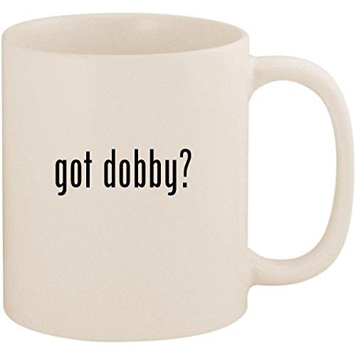 got dobby? - 11oz Ceramic White Coffee Mug Cup, White]()