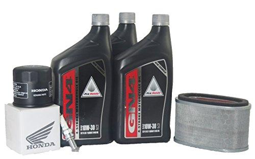 86 honda shadow air filter - 9