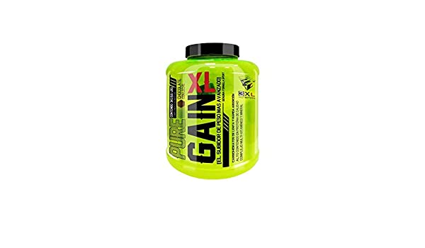 3XL Pure Gain XL 3 kg Chocolate con Leche: Amazon.es: Salud y cuidado personal