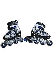 حذاء تزلج مطبوع للاطفال - متعدد الالوان