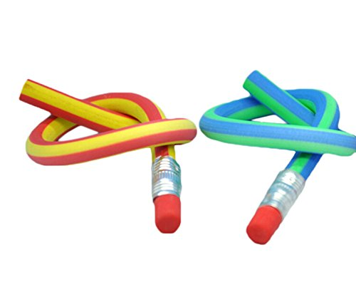 Colored Striped Pencil Novelty Students product image