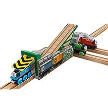 Fisher-Price Thomas The Train Wooden Railway Tipping Tidmouth Bridge