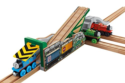 Fisher Price Thomas Wooden Railway Tidmouth