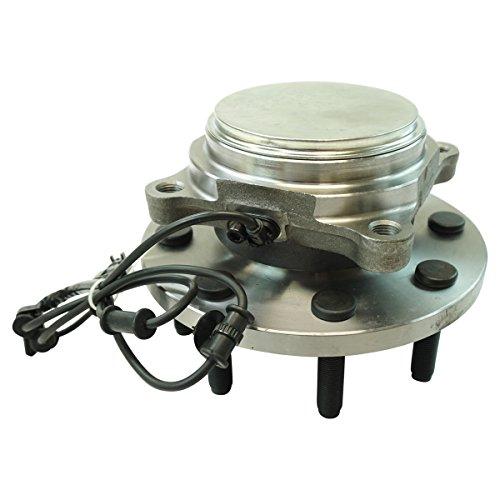 dodge 2500 front wheel bearings - 9