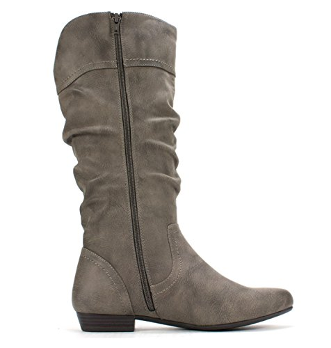 Cliff Fox Taupe Liso Arranque