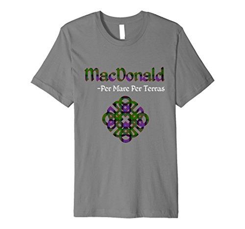 Clan MacDonald Scottish Pride (Macdonald Clan Shop)