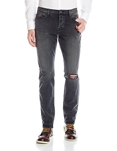 Baldwin Mens 76 Skinny Jeans in Copa Night