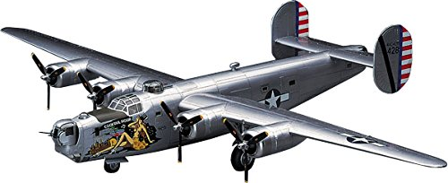 (HAS01559 1:72 Hasegawa B-24J Liberator [MODEL BUILDING KIT])