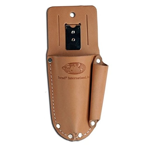 Barnel BLS915 9'' Leather Pruner Sheath