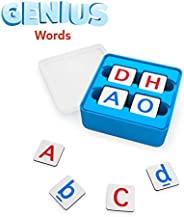 Osmo - Genius Words - Ages 6-10 - Interactive Letter Recognition, Phonics, Sight Words & Spelling - For iPad or Fire Tablet