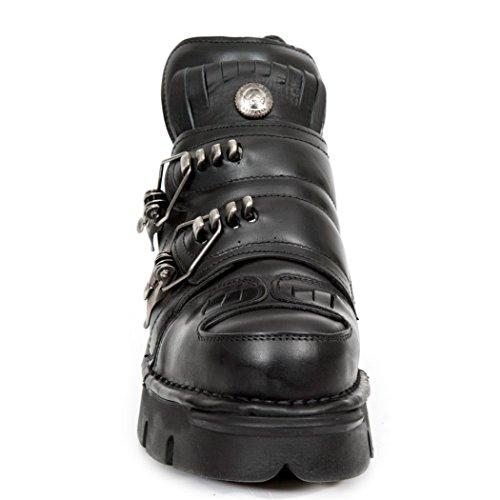 Rock Unisex Schwarz 211 NR New Stiefel S1 NEWROCK M AYZUq88