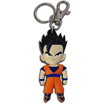 Amazon.com: Dragon Ball Z: SD Goku Super Saiyan 3 PVC ...
