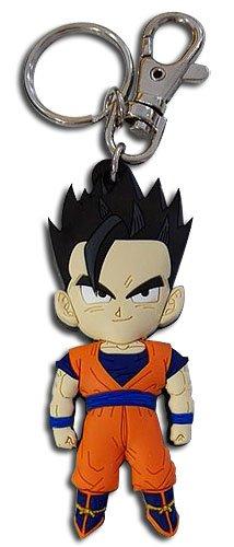 Amazon Com Dragon Ball Z Sd Ultimate Gohan Pvc Keychain Toys Games