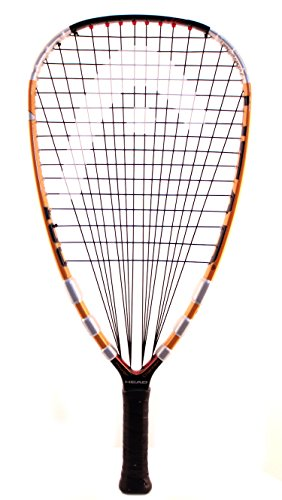 Head Liquid Metal 180 Racquetball Racquet, (SS) 3 5/8'' Grip by HEAD (Image #1)