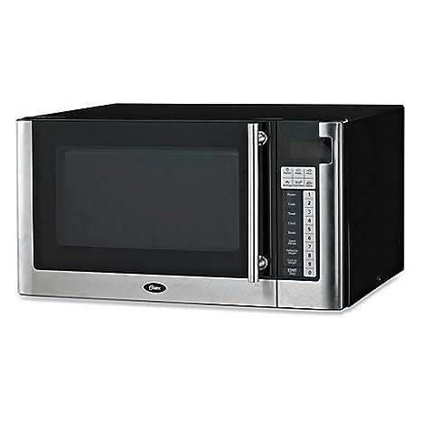 Amazon.com: Oster 1.1-cubic pie digital Horno de microondas ...