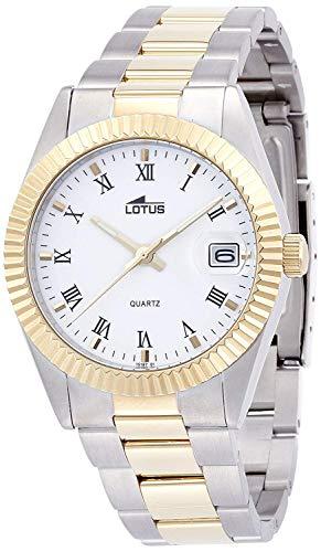 LOTUS Watch Quartz 15197/11J Men's [Regular Imported Goods]