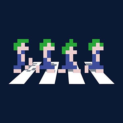 Navy Beatles Abbey Lemming Jacket Lemings Varsity Men's Road white UvqP0PwzR