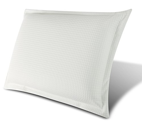 WeNerya Memory Foam Bed Pillow with Washable Pillow Cover