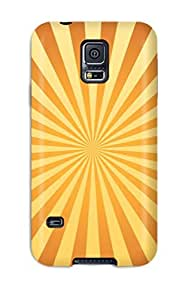 Best Flexible Tpu Back Case Cover For Galaxy S5 - Retro