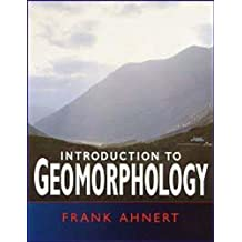 Introduction to Geomorphology