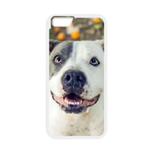 "ALICASE Diy Hard Shell Cover Case Of Pit Bull Terrier for iPhone 6 Plus (5.5"") [Pattern-3]"