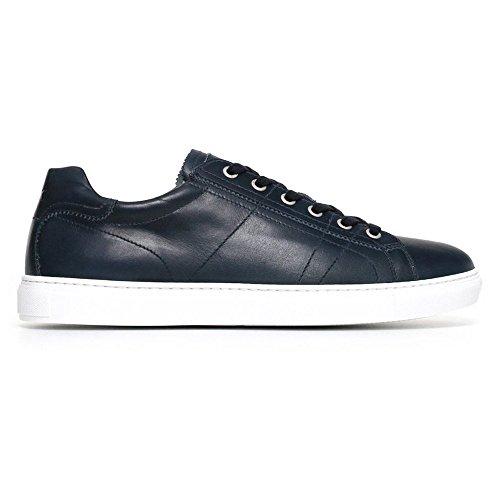 Nero De Homme Giardini Chaussures Gymnastique rnwBpRrWCx
