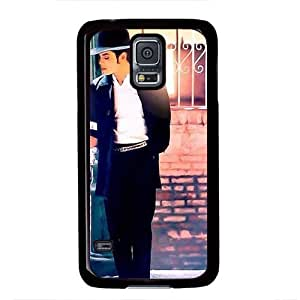 iCustomonline Case for Samsung galaxy S5 PC, Michael Jackson Stylish Durable Case for Samsung galaxy S5 PC
