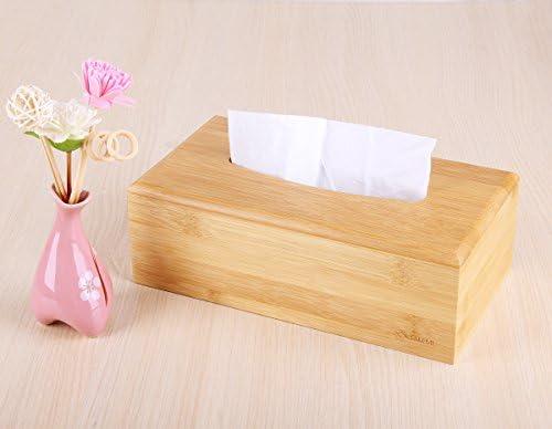 [スポンサー プロダクト]【天然素材】TAKEMI 竹製 ティッシュボックス おしゃれな ティッシュケース TM-TB1a