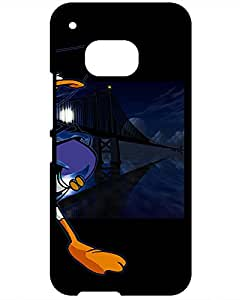 2015 Htc One M9 Case, Disney's Darkwing Duck Series Hard Plastic Case for Htc One M9 1000707ZA183445290M9 Final Cut Game Case's Shop