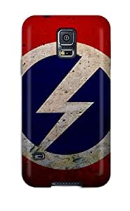 XuGBFrB2531QWEgC Case Cover Protector For Galaxy S5 Flag Case by mcsharks