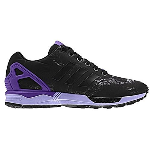 Adidas power Scarpe Purple light Flux Black Fitness Purple Zx Da Uomo donna rr4x7pwq