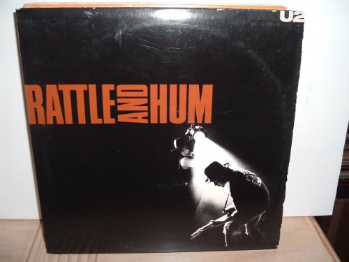 U2 - U2 - Rattle And Hum - 1988 Island Stereo 2lp Rock Vinyl - Zortam Music