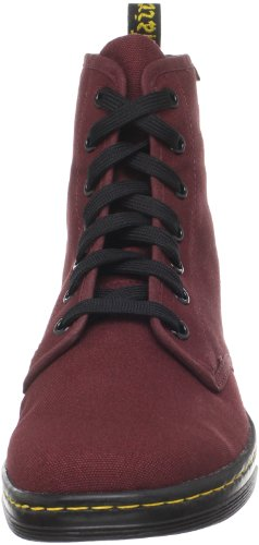 Boot Martens Femmes Canvas Shoreditch Red Dr Cherry xqP7wAg