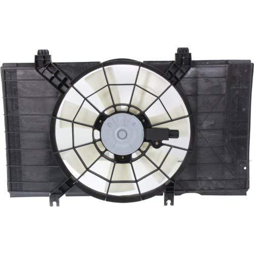 Garage-Pro Cooling Fan Assembly for DODGE NEON 2002-2005 Manual Transmission Single Fan 2.0L Engine ()
