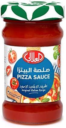 العلالي صلصة البيتزا 320 غرام Amazon Ae