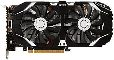 Amazon.com: MSI GAMING GeForce GTX 1060 3GB GDRR5 192-bit ...