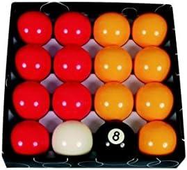 Bolas 57.2 mm para billar Pool Inglés: Amazon.es: Deportes y aire ...
