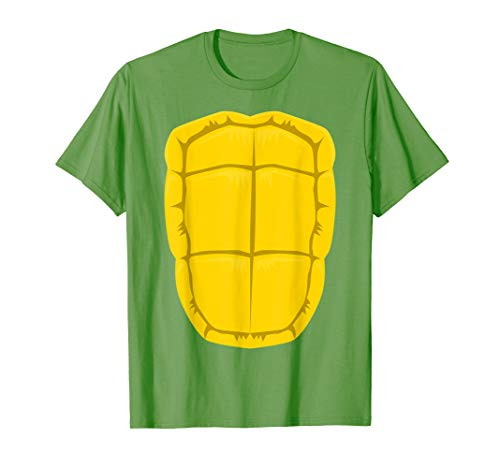 Funny Turtle Shell Halloween Costume Shirt Gift Clever DIY -