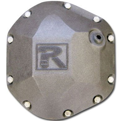 Riddler Cover - Riddler Manufacturing Dana 44 Front and Rear Differential Cover by Riddler Manufacturing