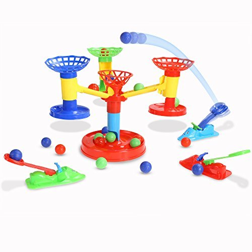 Arshiner Shooting Ball Games Educational Toys