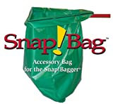 SnapBagger SE-201 SnapBag Reusable Yard Clean-Up Refuse Bag