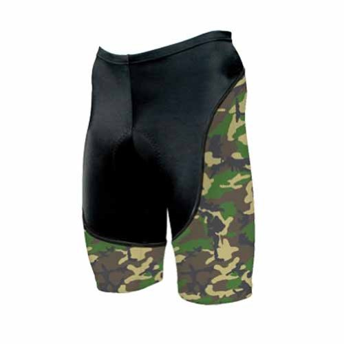 Primal Wear U.S. Army Ambush Men's Medium Cycling Shorts (Primal Wear Air)